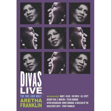 Aretha Franklin: Divas (DVD)