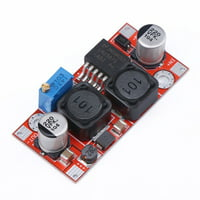 DC-DC Auto Boost Buck Converter 3-35V to 1.25-30V 2A 18W Full Range Regulator Step-up Step-down Power Supply Module LM2587