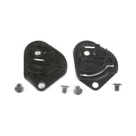 Z1R Ace Replacement Shield Pivot Kit Black ()
