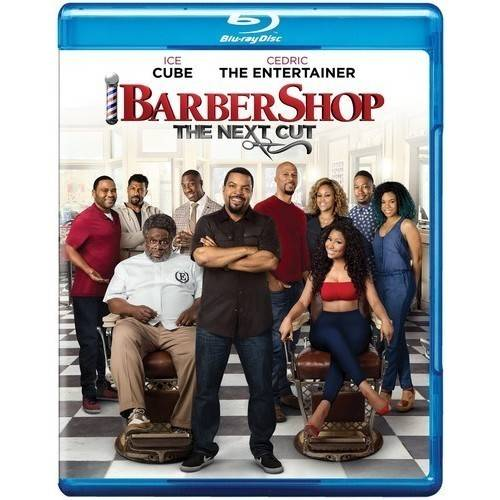 Barbershop: The Next Cut (Blu-ray + Digital HD With UltraViolet)