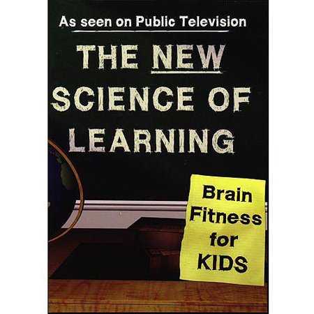 New Science Of Learning: Brain Fitness For Kids (Brain Infant Learning Dvd)
