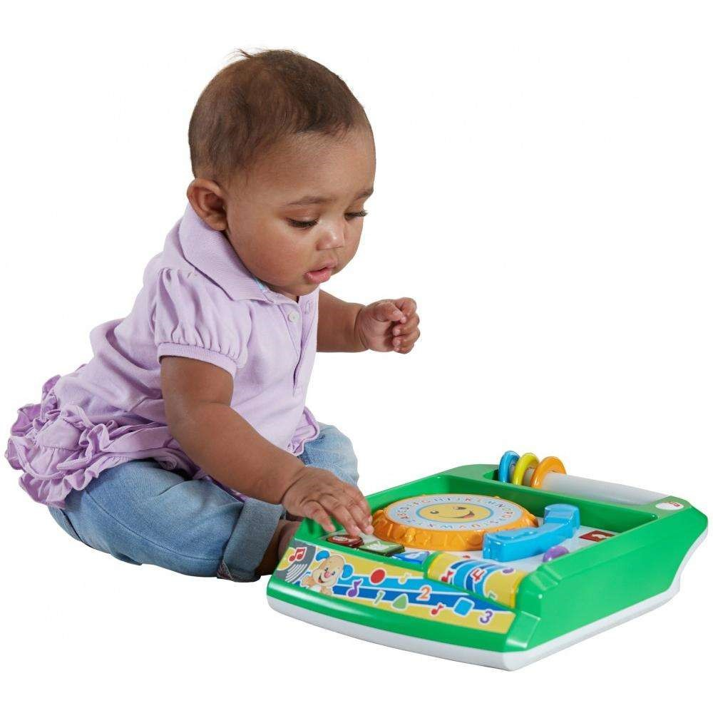 Fisher Price Laugh and Learn Remix Record Player by Fisher-Price