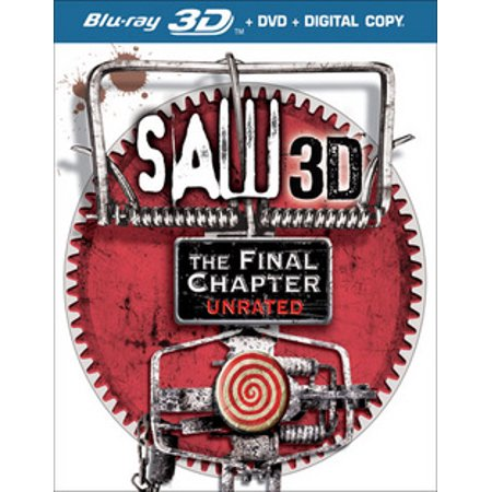 Saw: The Final Chapter (Blu-ray) (Halloween 12 The Final Chapter)