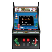 My Arcade Burgertime Micro Player Cabinet Console