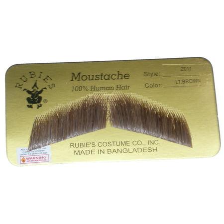 Gent Mustache Assorted Colors R2011 - - Zorro Mustache