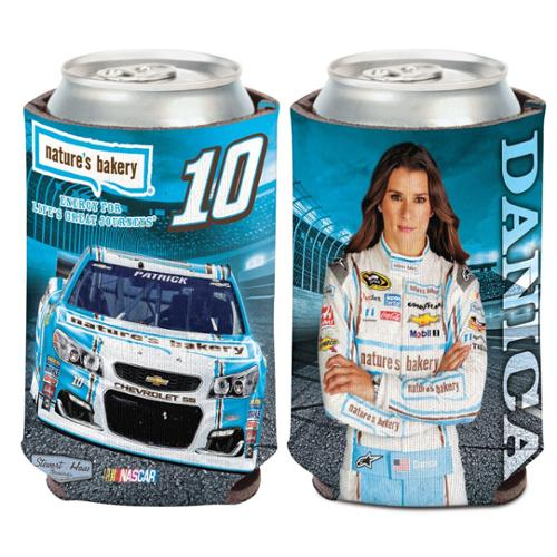 Danica Patrick Official NASCAR 12 oz. Insulated Coozie Can Cooler by Wincraft
