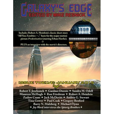 Galaxy's Edge Magazine: Issue 12, January 2015 -
