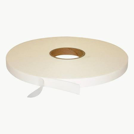 Scapa SR516V Double Coated Polyethylene Foam Tape: 1/16 in. thick x 3/4 in. x 36 yds. (White) Thick Polyethylene Foam