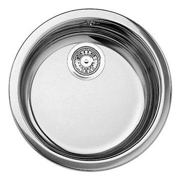 Blanco 513652 BlancoRondo Bar Sink, Stainless Steel