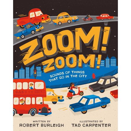 Zoom! Zoom! : Sounds of Things That Go in the City - Thing 1 And Thing 2 Party City