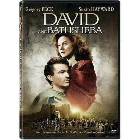 David And Bathsheba (DVD) (Witch Bathsheba)
