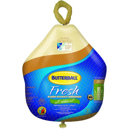 Butterball® Fresh Premium Young Turkey, 16.0-24.0 lb