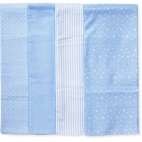 Parent's Choice - Set of 4 Cotton Receiving Blankets