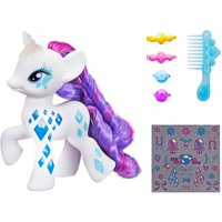 Product Image My Little Pony Cutie Mark Magic Glamour Glow Rarity Figure