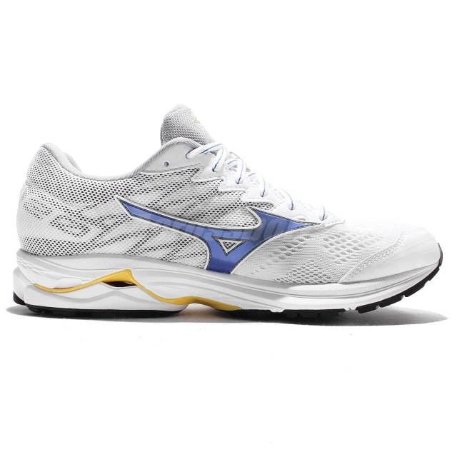 Mizuno 410865-007S : Men's Wave Rider 20 Running Shoe by Mizuno Running USA