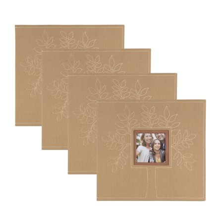 Designovation  Family Tree Scrapbook (Pack of 4)