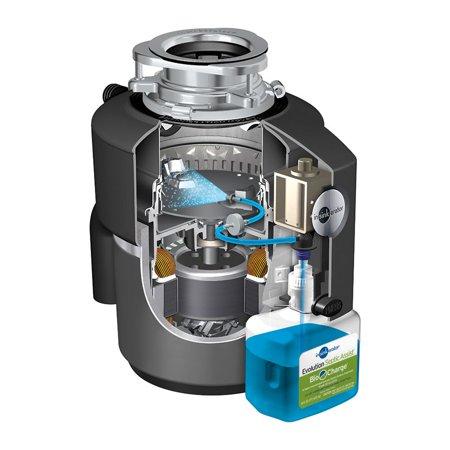 InSinkErator Evolution Septic Assist 3/4HP Kitchen Household Garbage