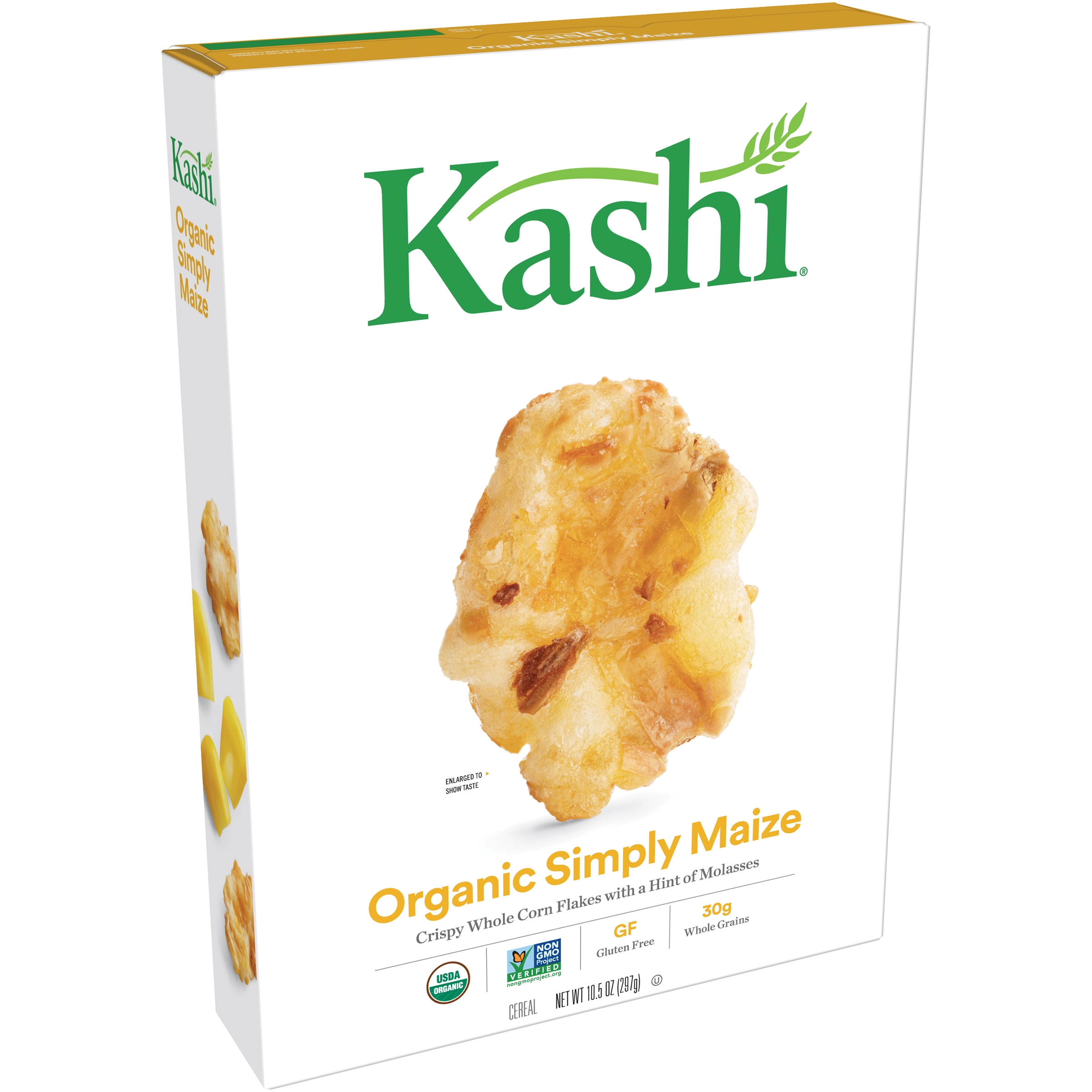 Kashi® Simply Maize® Cereal 10.5 oz. Box