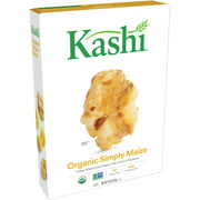 Kashi Organic Breakfast Cereal, Simply Maize, 10.5 Oz