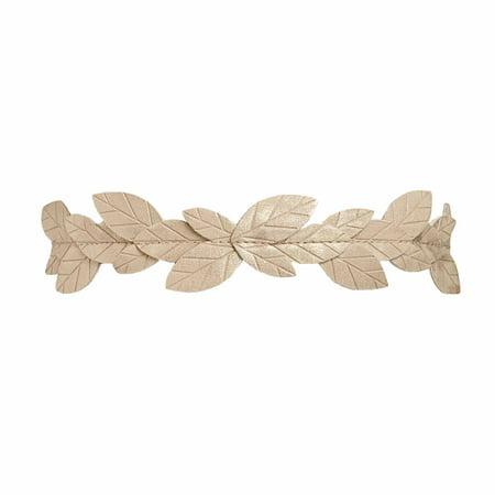 INC International Concepts Womens Leaf Metallic Stretch Belt (Champagne, (Best Metallic Paint For Furniture)
