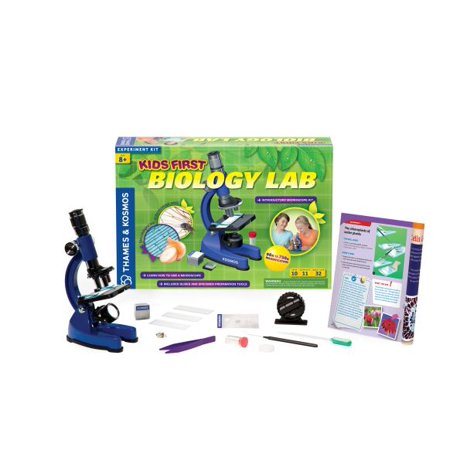 Kids First Biology Lab - Demolition Lab