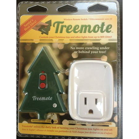 Christmas Tree Remote Control Your Lights With The Touch Of A On