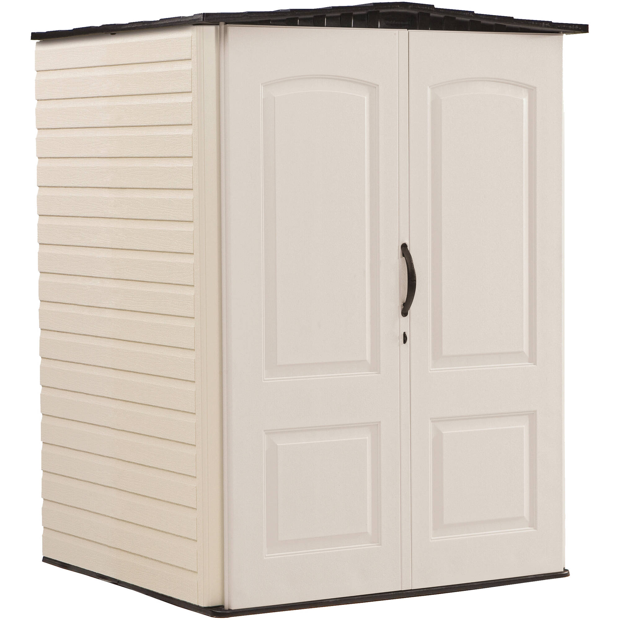 feet resource sheds storage itm cubic low rubbermaid slide shed profile outdoor lid