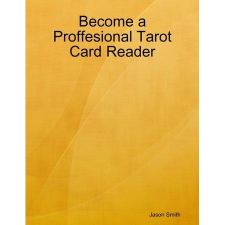 Tarot Card Reader Halloween (Become a Professional Tarot Card Reader -)