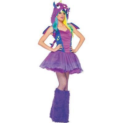 IN-13637423 Darling Dragon Halloween Costume for Women MED/LRG