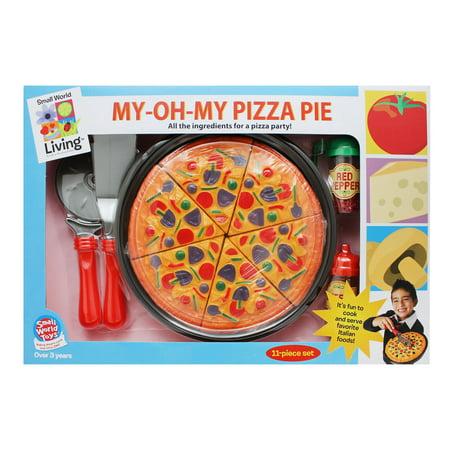 My Oh My Pizza Pie, 11-Piece Set
