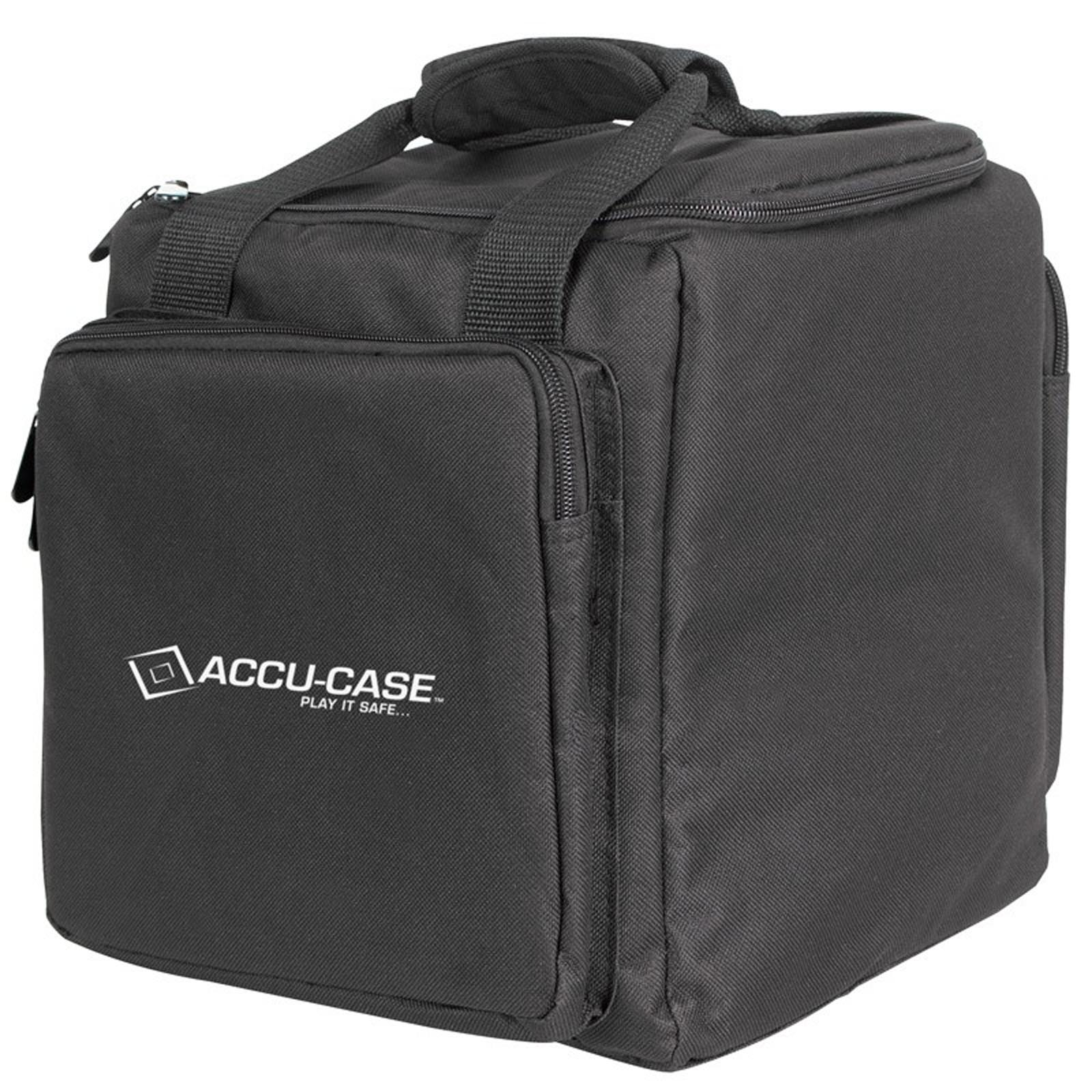 American DJ Accu-Case Slim Par Lights and LED Uplights Effect Case | F2 Par Bag