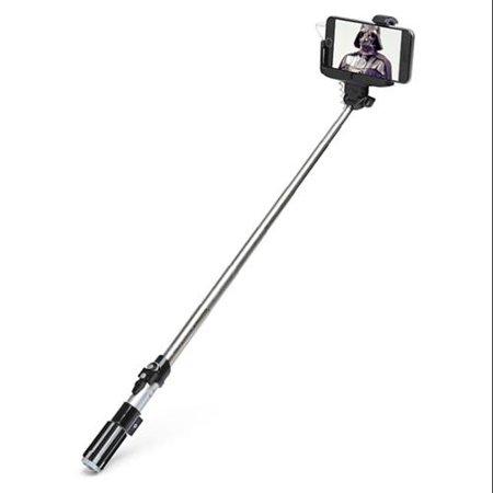 star wars lightsaber adjustable length selfie stick. Black Bedroom Furniture Sets. Home Design Ideas
