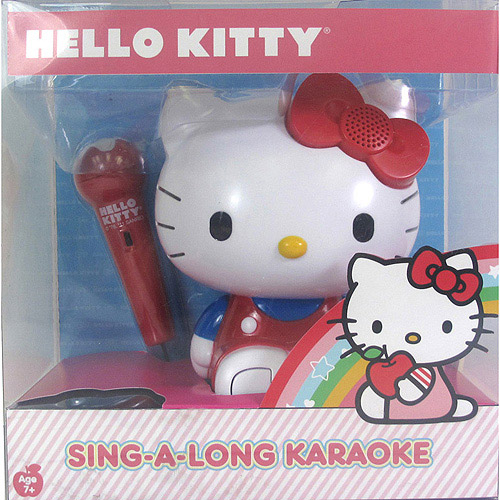 Hello Kitty 21009 Sing-A-Long Karaoke