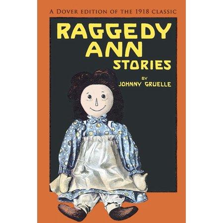 Raggedy Ann Stories (Paperback) How To Make A Raggedy Ann Doll