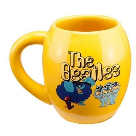 Vandor LLC The Beatles Submarine Coffee Mug Beatles Fan Mug