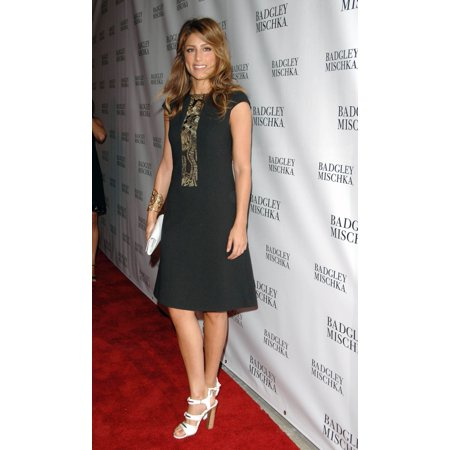 Jennifer Esposito At Arrivals For Launch Party For Badgley Mischka Campaign One Sunset Restaurant Los Angeles Ca August 27 2007 Photo By Dee CerconeEverett Collection
