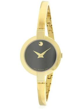Movado Bela Gold-Tone Women's Watch, 0606999