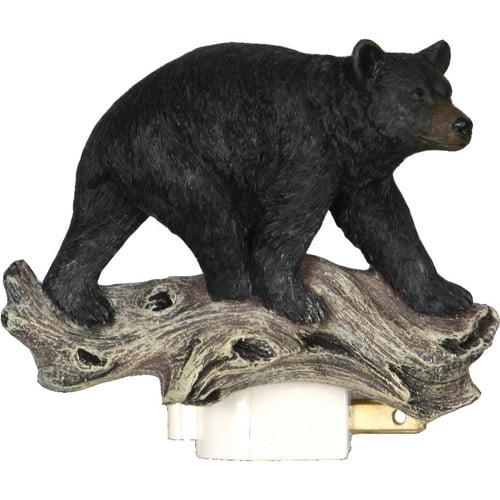 Rivers Edge Products 3D Bear Night Light