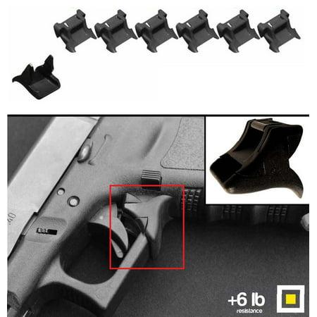 Safe-Draw Passive Trigger Pull Guard Safety Lock Kit Pistol Glock 17 18 19  20 21 22 23 24 25 26 27 29 30 31 32 33 34 35 37 38 39 40 41 - 1 Lower Base