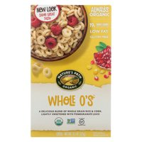 Nature's Path Whole O's Cereal, 11.5 oz, (Pack of 12)
