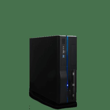 CybertronPC AXIS Linux Desktop AMD A6-9500 3.50GHz (2 Cores), AMD A320 Chipset, 8GB DDR4, DVD±RW, 1TB HDD, WiFi, Linux Ubuntu Desktop