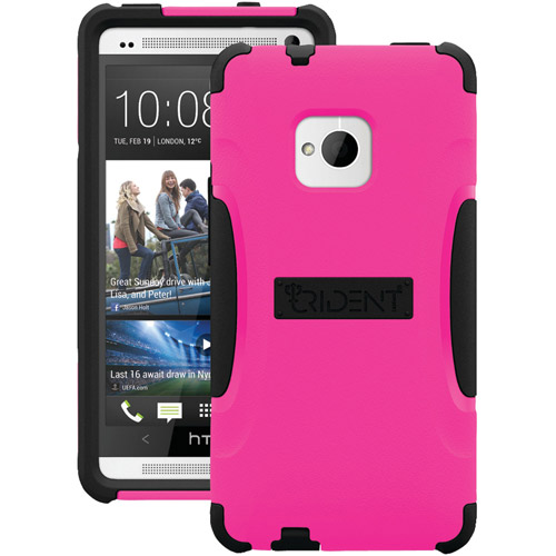 Trident HTC One Aegis AMS Case, Pink