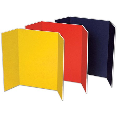 Pacon Tri-Fold Foam Presentation Boards