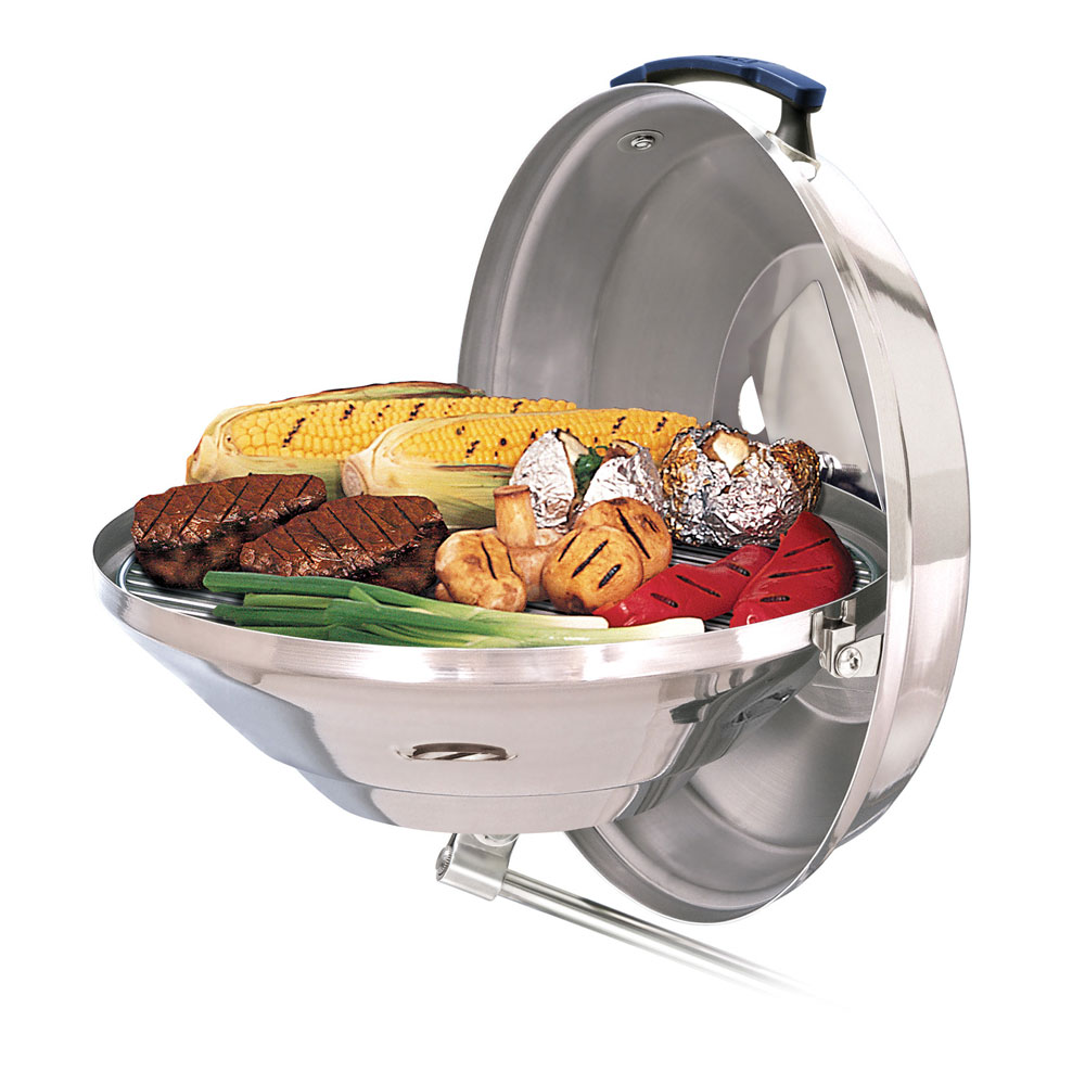 Magma 42642M MAGMA MARINE KETTLE CHARCOAL GRILL PARTY SIZE 17""