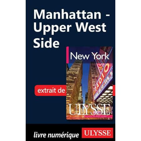 Manhattan - Upper West Side - eBook