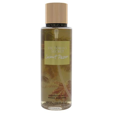 Coconut Passion by Victorias Secret for Women - 8.4 oz Fragrance Mist