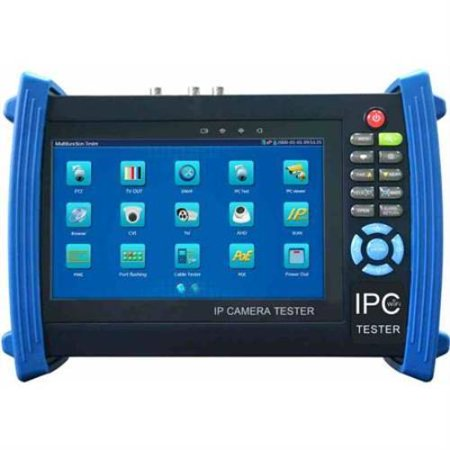 Defender Security Multifunction IP and HD Analog Tester w