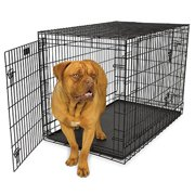 "Midwest 48"" Ultima Pro Triple Door Dog Crate"