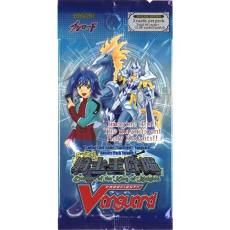 Cardfight Vanguard ENGLISH VGEBT01 Descent of the King of Knights Booster
