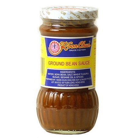 - Koon Chun Ground Bean Sauce 13-Ounce Jars (Pack of 1)
